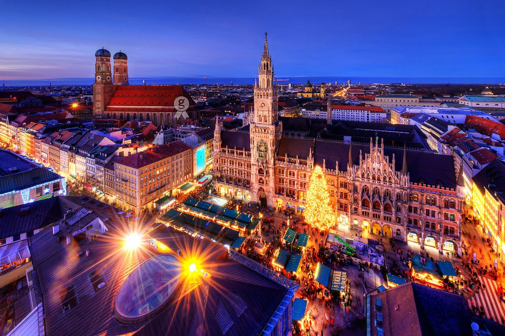 Thành phố Munich