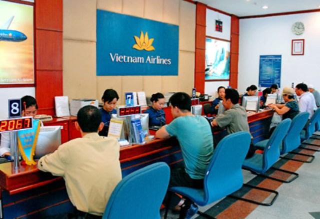 Mua vé tiết kiệm Vietnam Airlines