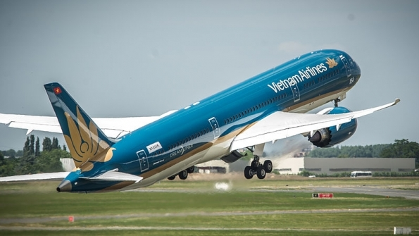 Vé máy bay đi Hồng Kông Vietnam Airlines