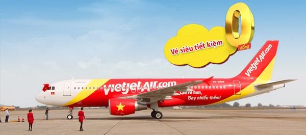 Vietjet Air bay là thích ngay