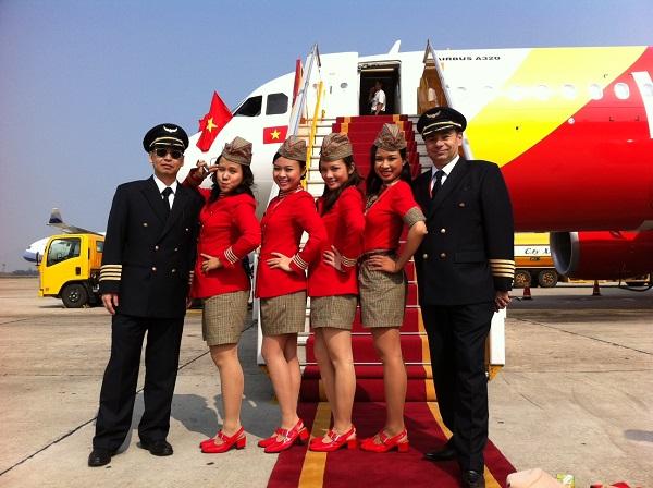 Hãng hàng khôngVietJet Air