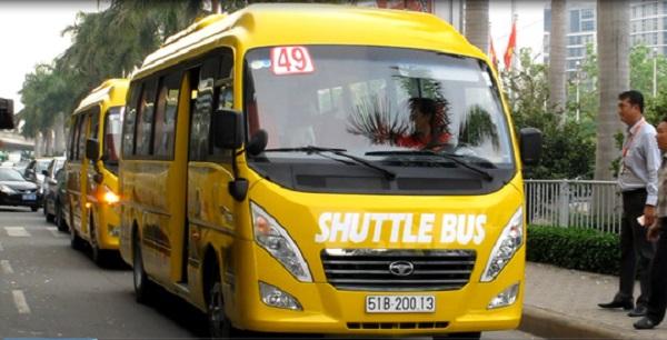 Tuyến xe buýt đi sân bay Tân Sơn Nhất số 49