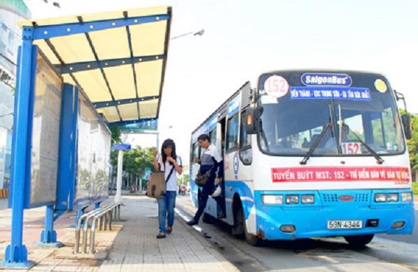 Tuyến xe buýt đi sân bay Tân Sơn Nhất số 152