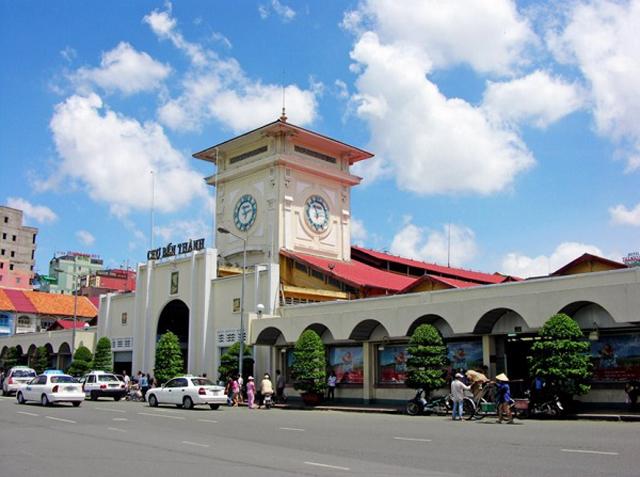 Vé máy bay giá rẻ đi Sài Gòn tháng 12