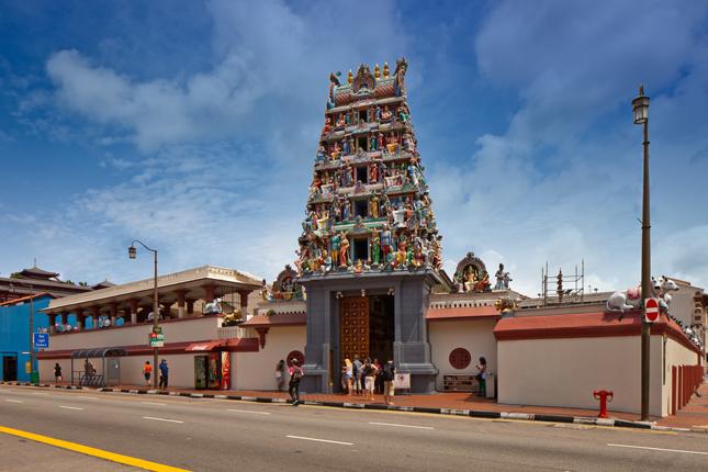 Đền Mariamman