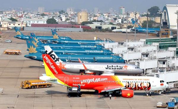 So sánh ưu nhược điểm khi đặt vé máy bay của Vietnam Airline, Vietjet Air và Jetstar
