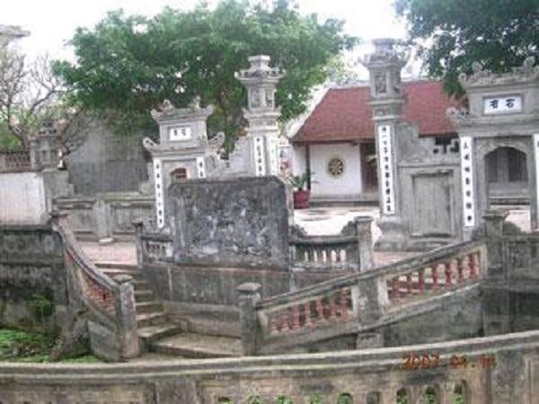 Đình Làng Đông Hồ