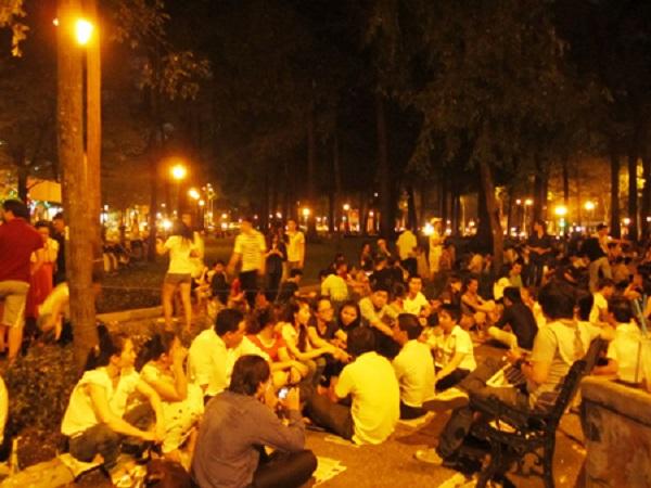 Công viên Gia Định
