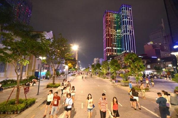 36 Địa điểm vui chơi ở Sài Gòn buổi tối và cuối tuần