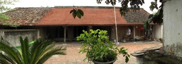 Nhà Cổ 200 tuổi