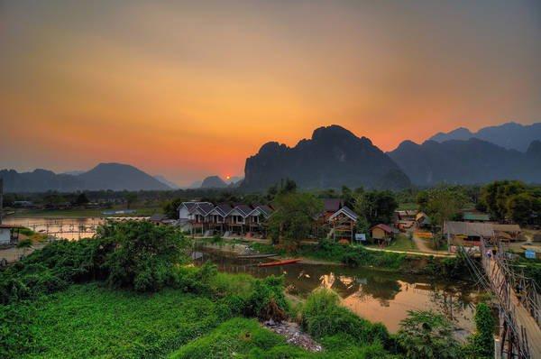 Thời tiết ở Lào