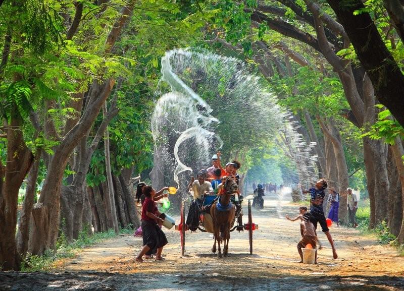 Những điểm du lịch hấp dẫn ở Myanmar