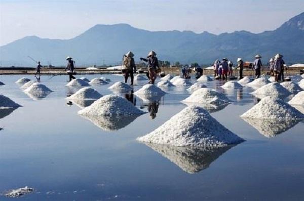Đồng muối Sa Huỳnh