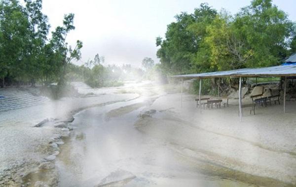 Suối khoáng nóng Hội Vân