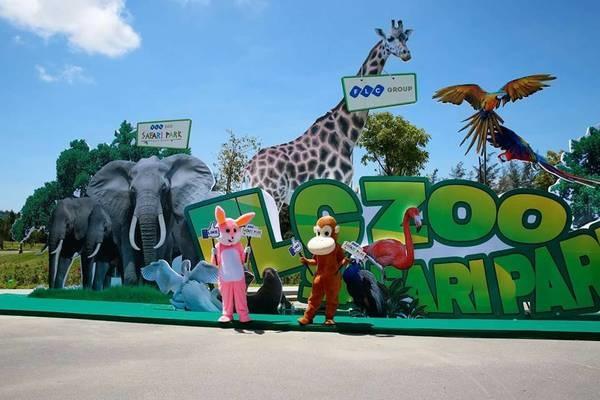 Công viên động vật hoang dã FLC Zoo Safari Park
