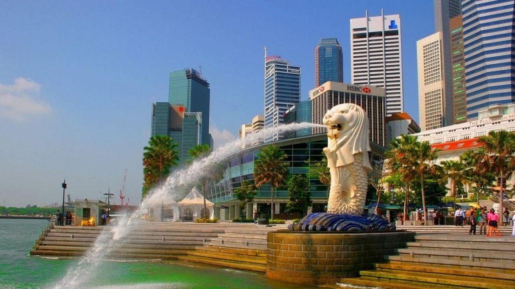 Thời tiết ở Singapore