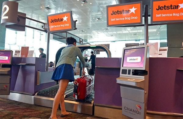 Hành lý ký gửi Jetstar