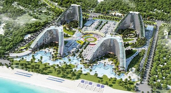 Khách Sạn Swandor Resorts Cam Ranh