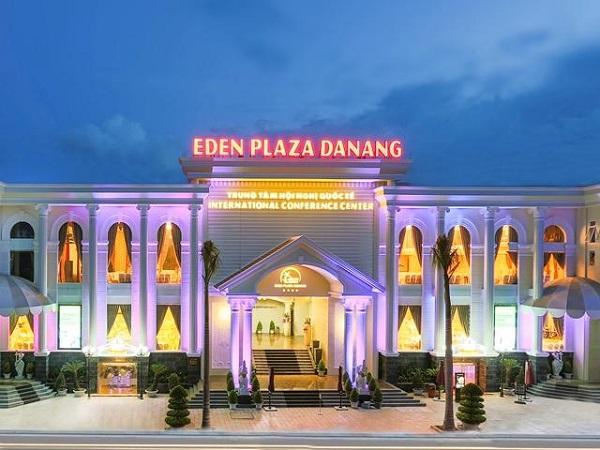 Khách sạn Eden Plaza