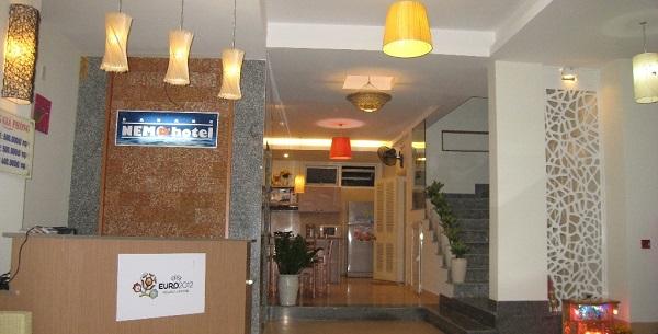 Khách sạnDanang Nemo Hotel