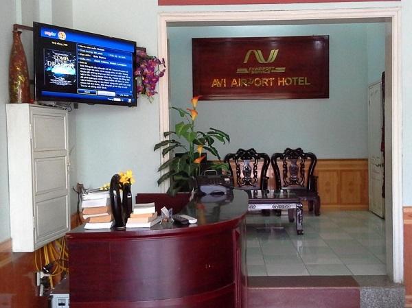 Khách sạn Avi Airport Hotel