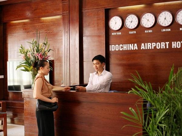 Khách sạn Indochina Airport Hotel