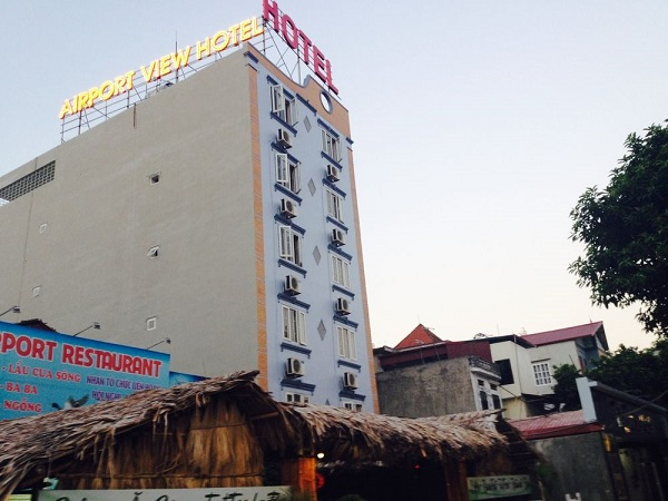Khách sạnAirport View Hotel
