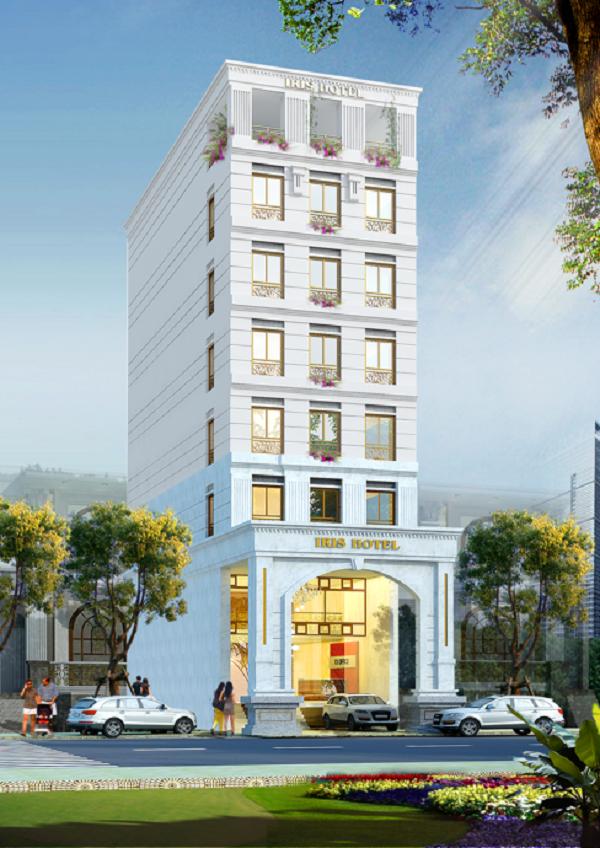 Khách sạnIris Saigon