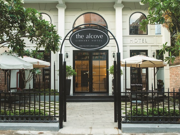 Khách sạnThe Alcove Library Hotel