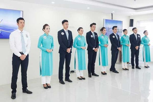 Kinh nghiệm thi tuyển tiếp viên hàng không Vietnam Airlines