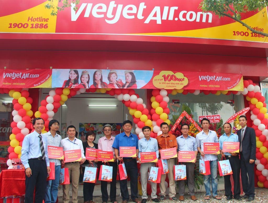 Phòng vé Vietjet Air