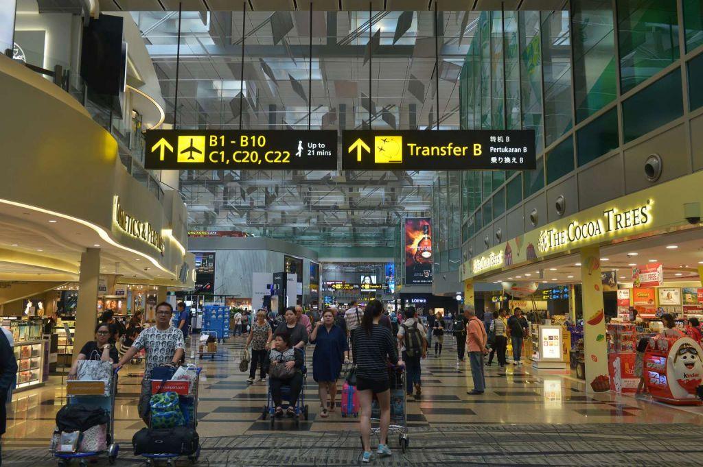 sân bay Changi