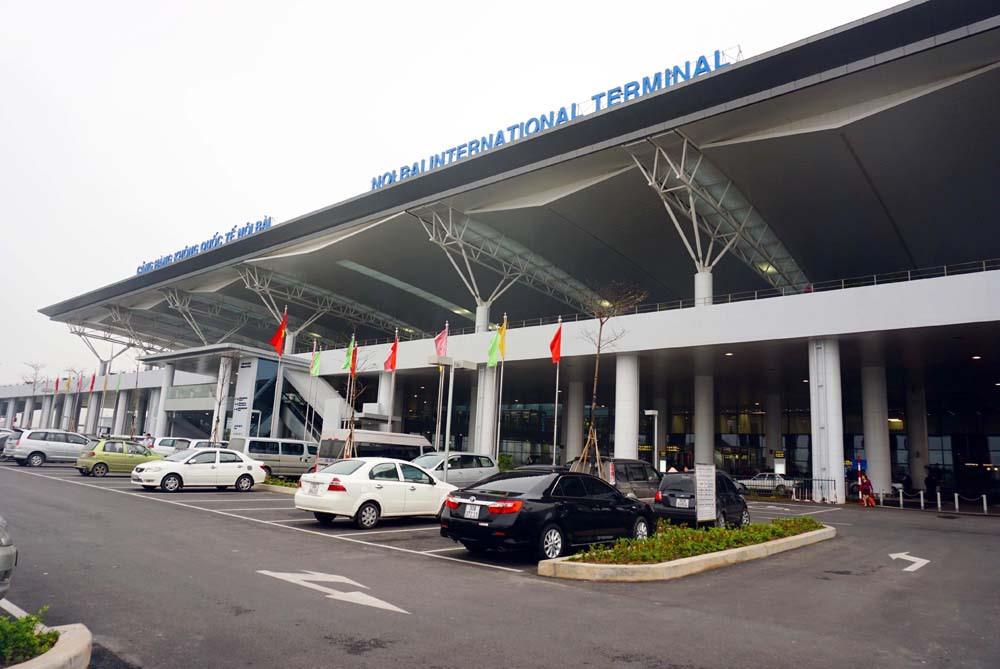Sân bay Nội Bài ở đâu?