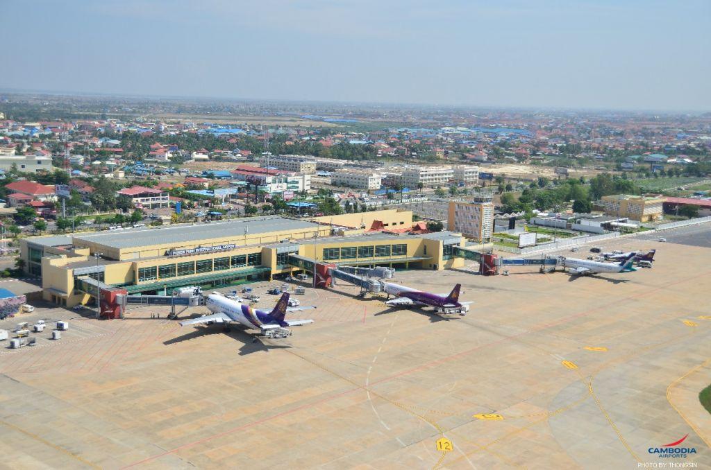 Sân bay quốc tế Phnom Penh