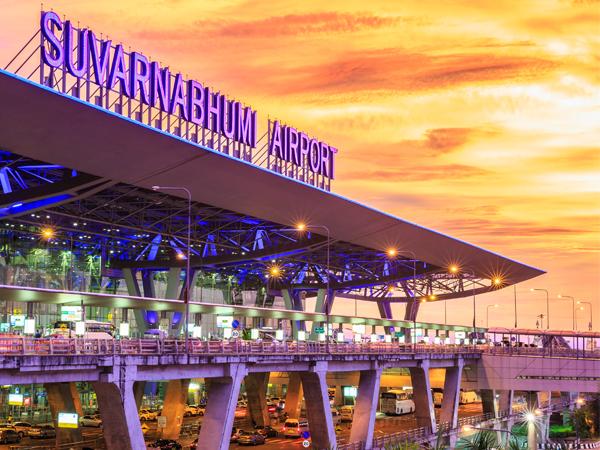 Sân bay Survarnabhumi