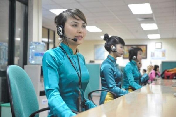 Số điện thoại tổng đài Vietnam Airlines