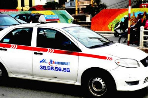 Hãng taxi Hanoitourist