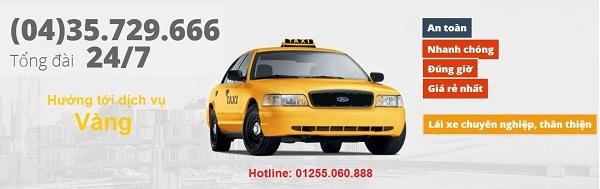 Hãng taxi Nội Bài
