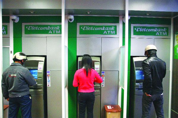 Thanh toán vé máy bay Vietjet bằng thẻ ATM vietcombank