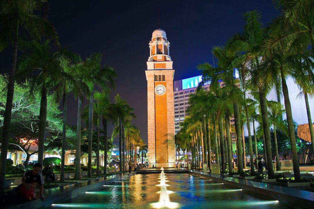 Tháp Đồng hồ Hồng Kông