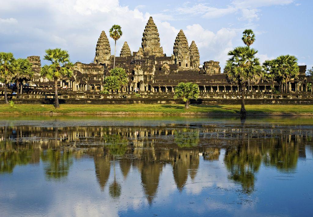 Thời tiết ở Campuchia