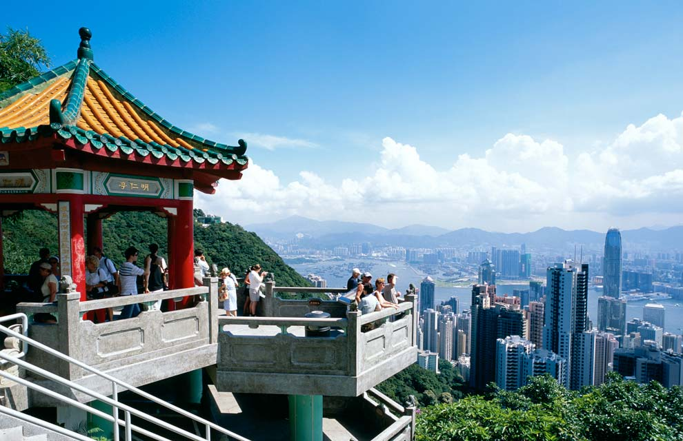 Thời tiết ở Hồng Kông