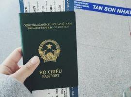Thủ tục làm hộ chiếu (passport) 2018