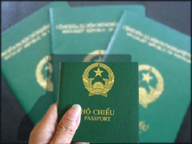 Thủ tục làm hộ chiếu (passport) 2017 tại Hà Nội và TPHCM