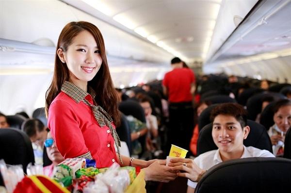 Vietjet Air tuyển dụng tiếp viên hàng không 2018 tại TPHCM