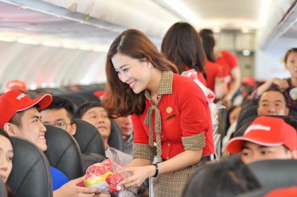 Vietjet Air tuyển dụng