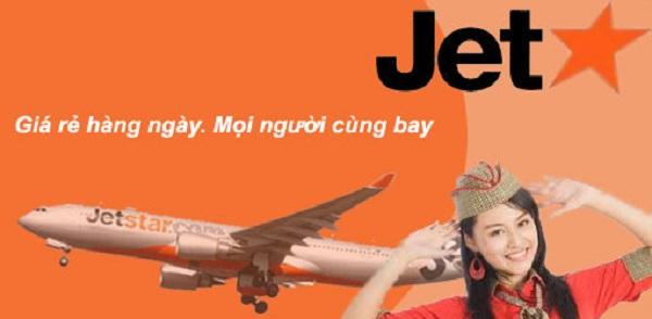 Vé máy bay đi Đà Lạt Jetstar