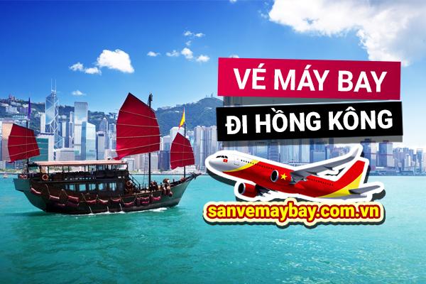 Vé máy bay đi Hồng Kông