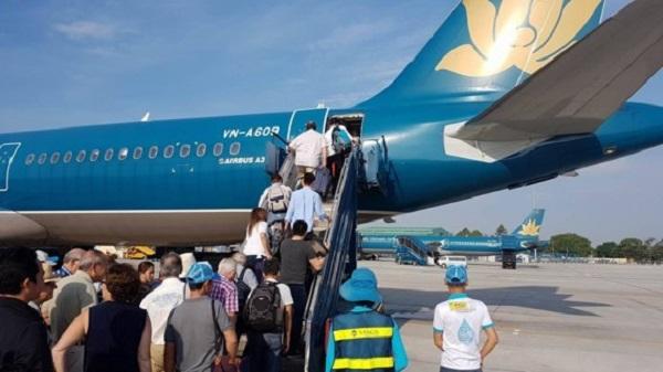 Vé máy bay Đồng Hới Sài Gòn