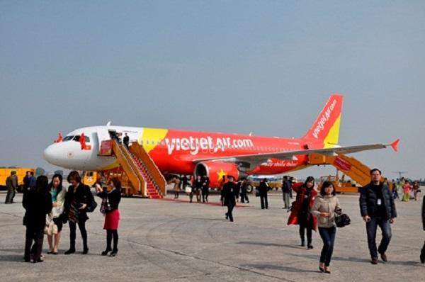 Vé máy bay giá rẻ đi Hà Nội Vietjet